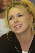 Billie Piper in Swindon