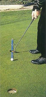 Golf Lesson Swindon - putting