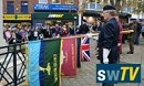 Swindon Stops To Remember On 11.11.11