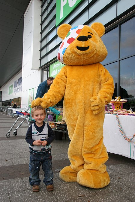 Pudsey in Swindon