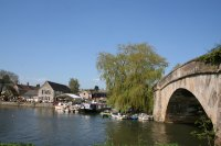 Lechlade Halfpenny Bridge to be closed