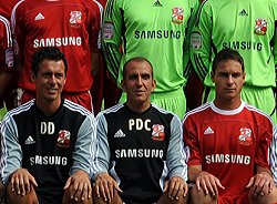 Swindon Town Squad 2011/12