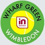Wimbledon 2012 in Swindon Town Centre