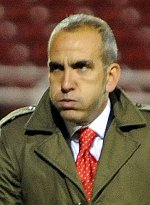 Di Canio frustrated