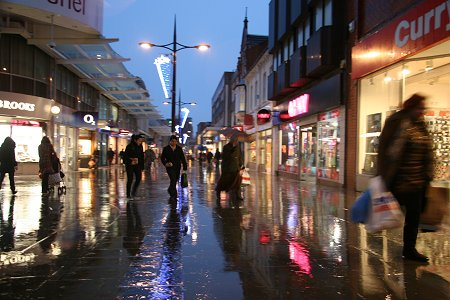 Rainy Swindon