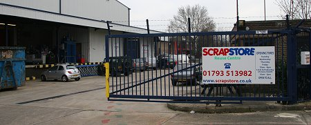 Swindon Scrapstore