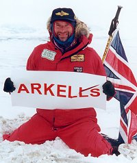 David Hempleman-Adams, supported by Arkell's Brewery