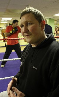 Paul Rogers, Scrappers Gym Swindon