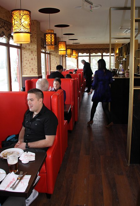 Hong Xin chinese restaurant opens in Swindon