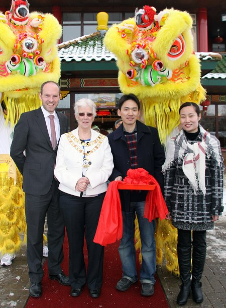 Hong Xin Chinese restaurant opens in West Swindon