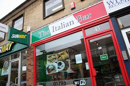 The Italian Bar, Swindon