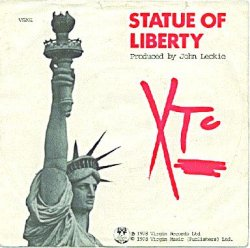 XTC Statue of Liberty