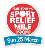 Sport Relief Mile Swindon