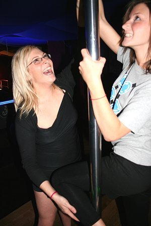Pole Dancing in Swindon at Foxies X-treme
