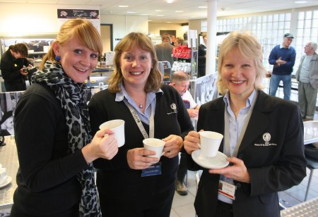 Steam museum Swindon cafe opens
