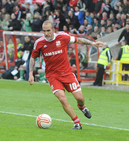 STFC Legends Game