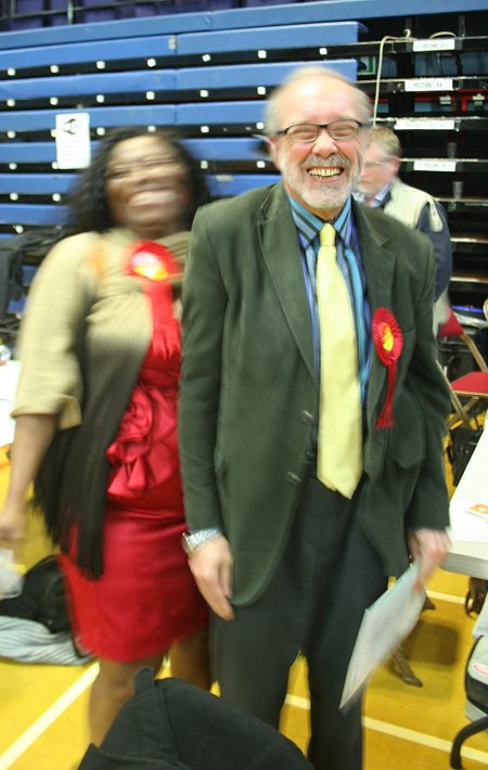 Swindon Election Night