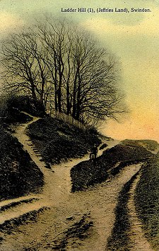 Ladder Hill, Swindon - Richard Jefferies