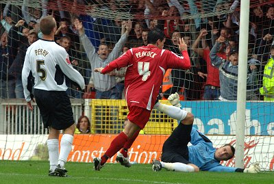 STFC v Luton 18 August 07