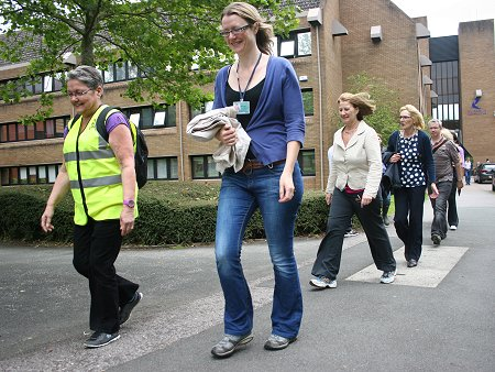 Walking Lunch Swindon