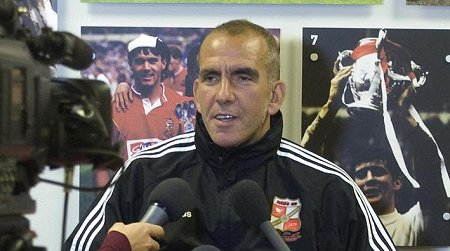 Paolo Di Canio Swindon Town press conference