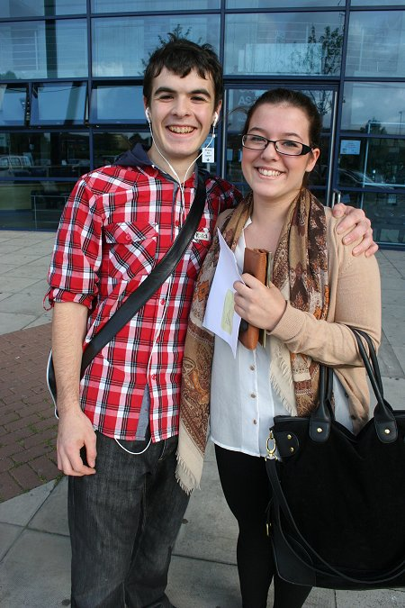 New College A level Results