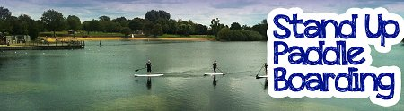 Paddle Boarding Swindon