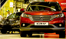 Honda Launches CR-V