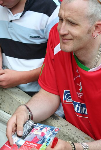 STFC Legends Game 07