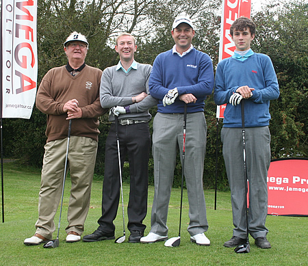 David Howell Barry Sandry Retirement Pro-Am