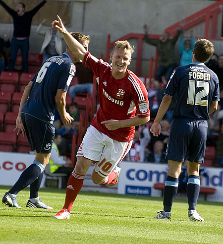Swindon Town FC 4 AFC Bournemouth 0