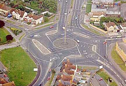 The Magic Roundabout Swindon