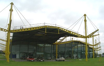 The Renault Building, Swindon