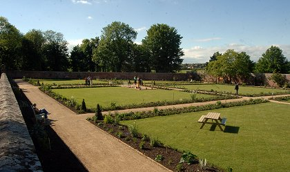 Walled Garden, Lydiard House