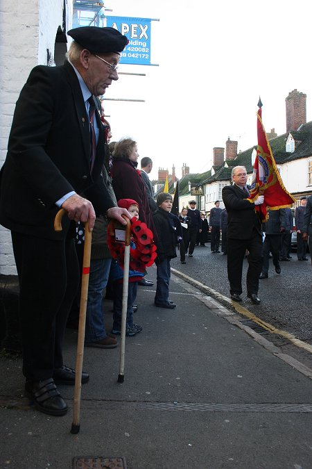 Highworth Remembrance Sunday 2012