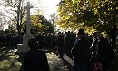 Radnor Street Remembrance