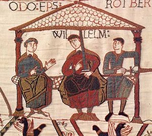 Bayeaux Tapestry: Bishop Odo of Bayeux, Swindon