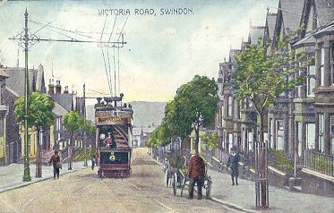 Victoria Hill, Swindon