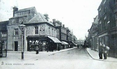Wood Street, Swindon