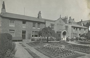 Medical Fund Hospital - The Railway Village, Swindon