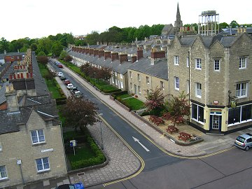 Swindon Railway Village 2006