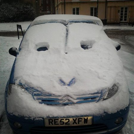 Snoy Renault Swindon