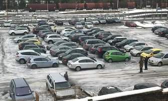 Oops! It's Parking Mayhem in Swindon!