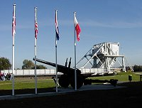Pegasus Bridge - Caen, France