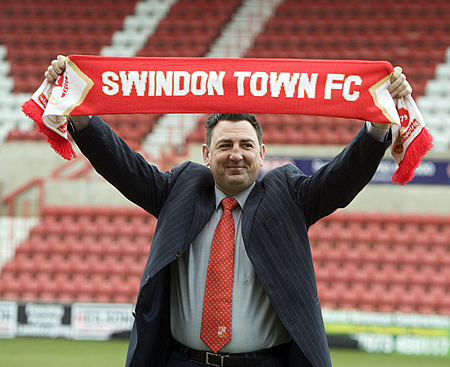 Swindon Town Football Club New Board