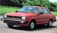 Triumph Acclaim, the first collaboration between BL and Honda