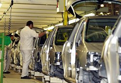 Honda car production, Swindon