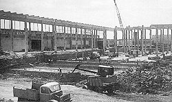 Pressed Steel Fisher construction, Swindon 1954