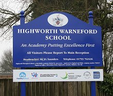 Highworth Warneford School