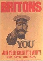 Kitchener WW1 poster